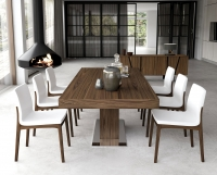 Modern Dining Room furniture in Indianapolis at dramatically reduced costs