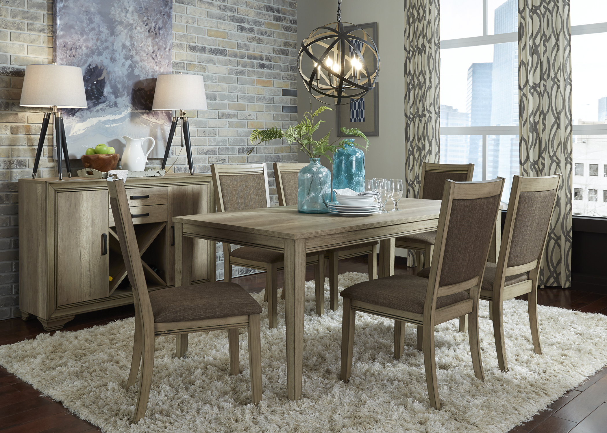 Dining Room Furniture: Sun Valley